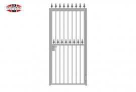 Single Leaf Framed Gates