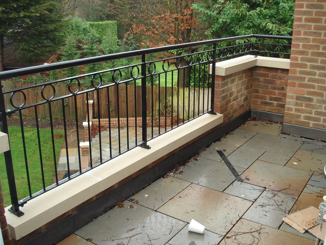 Image Gallery Roof Terrace Railing Installs