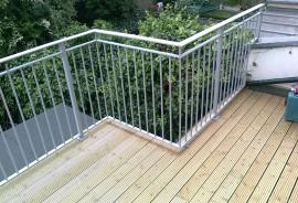 London Iron Railings Gates Fencing Kp Engineering