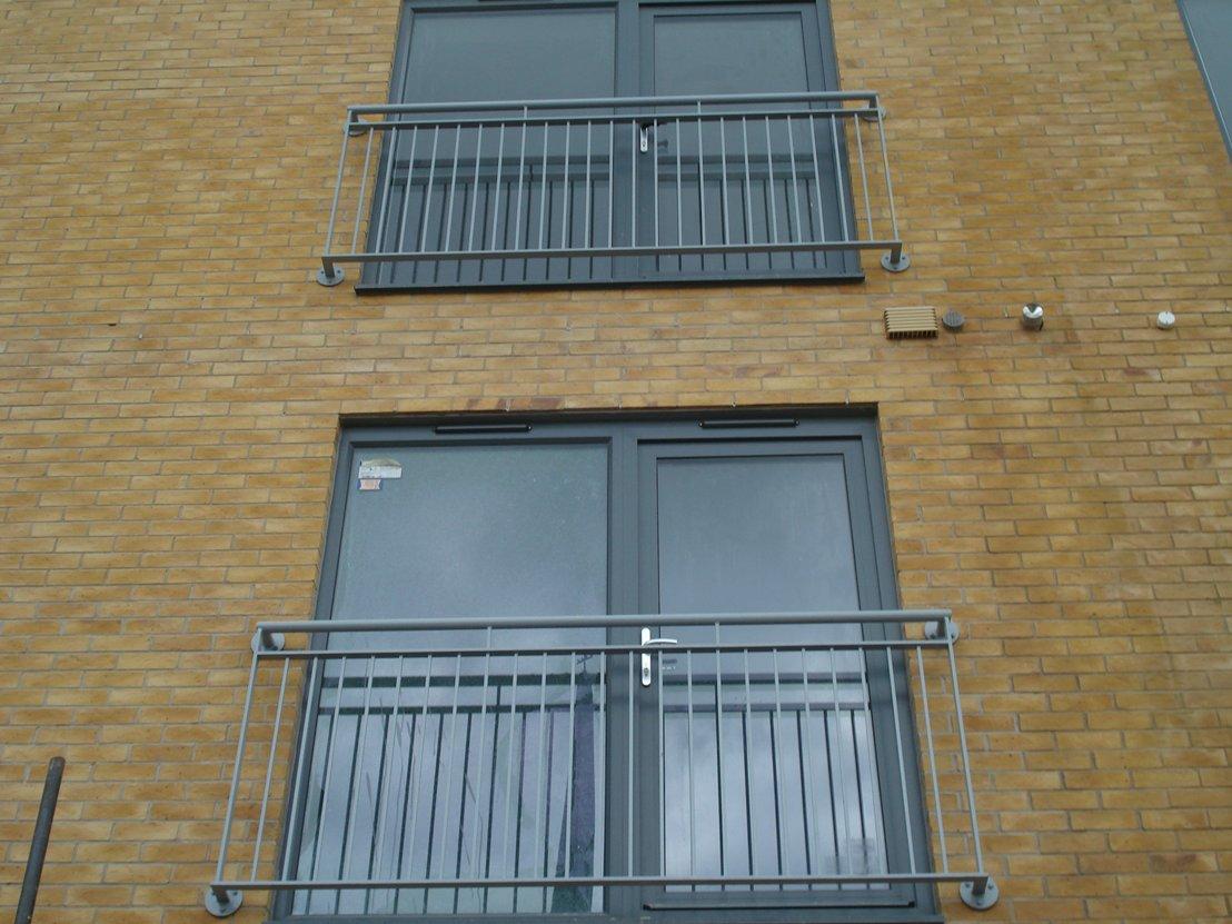 Juliet Railings Juliet Balconies Kp Engineering