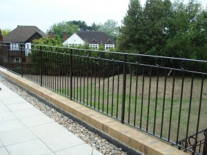 These Sophisticated, Modern Railings Have Proved To Be Incredibly Popular  With Georgian Properties In London.