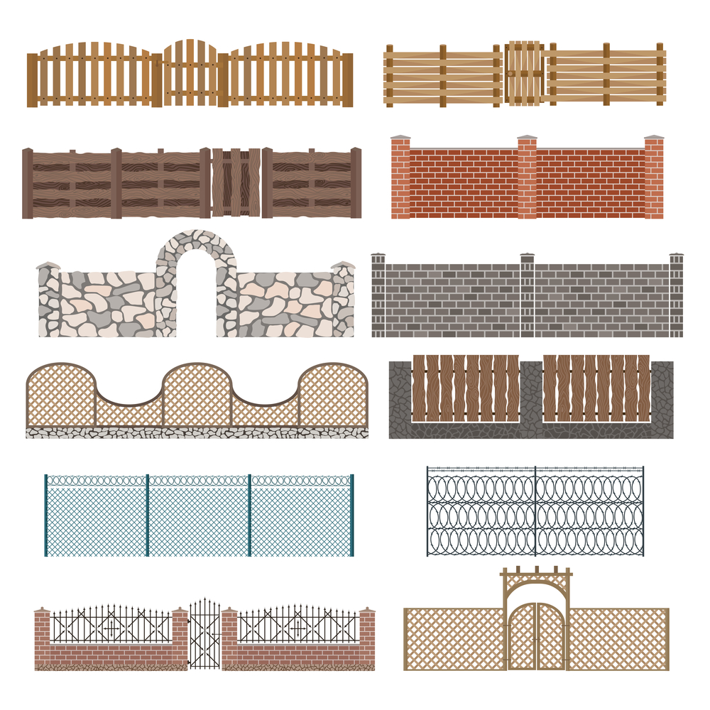 Why choose steel fencing over other fence materials for Barda de madera para jardin