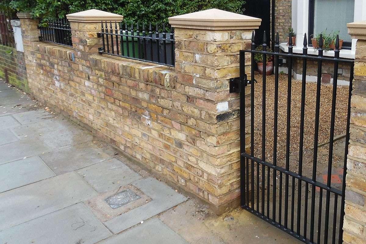 iron gates and railings brockley se4