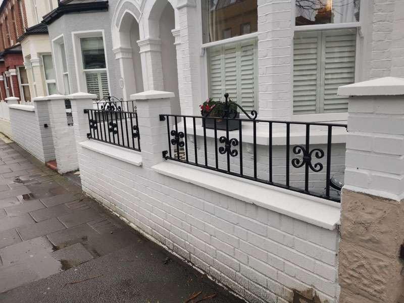 blackheath iron railings and gates