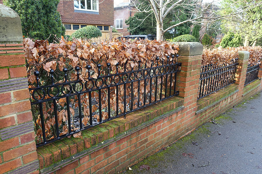 Metal Gates and Iron Railing for Enfield