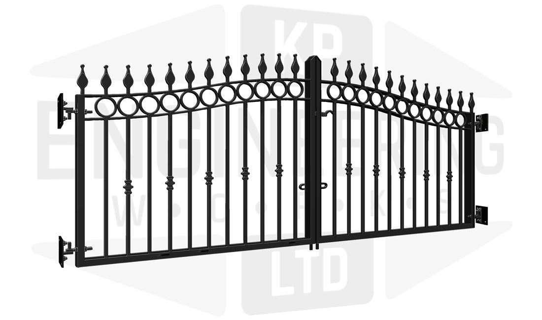 PADDINGTON Driveway Gate