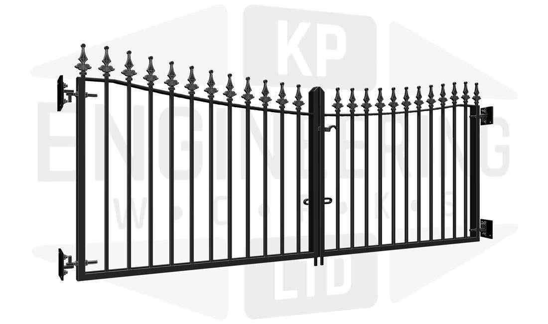 KEW Driveway Gate