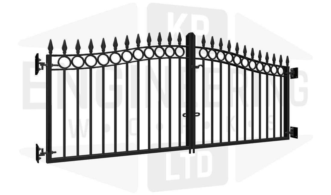 SHOREDITCH Driveway Gate
