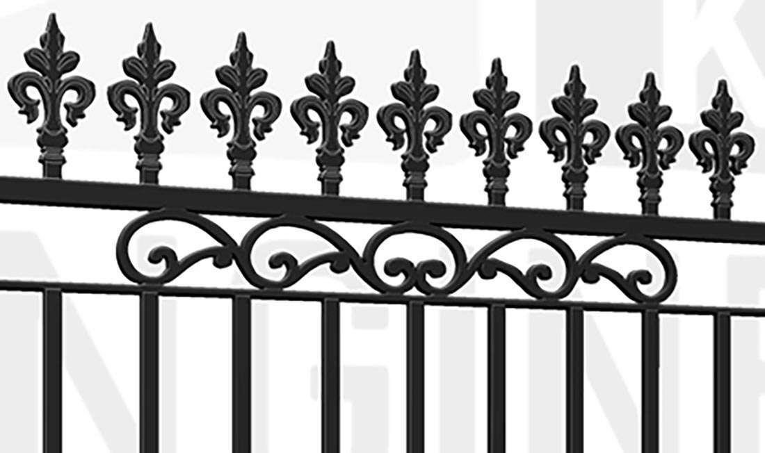 MARYLEBONE Driveway Gate