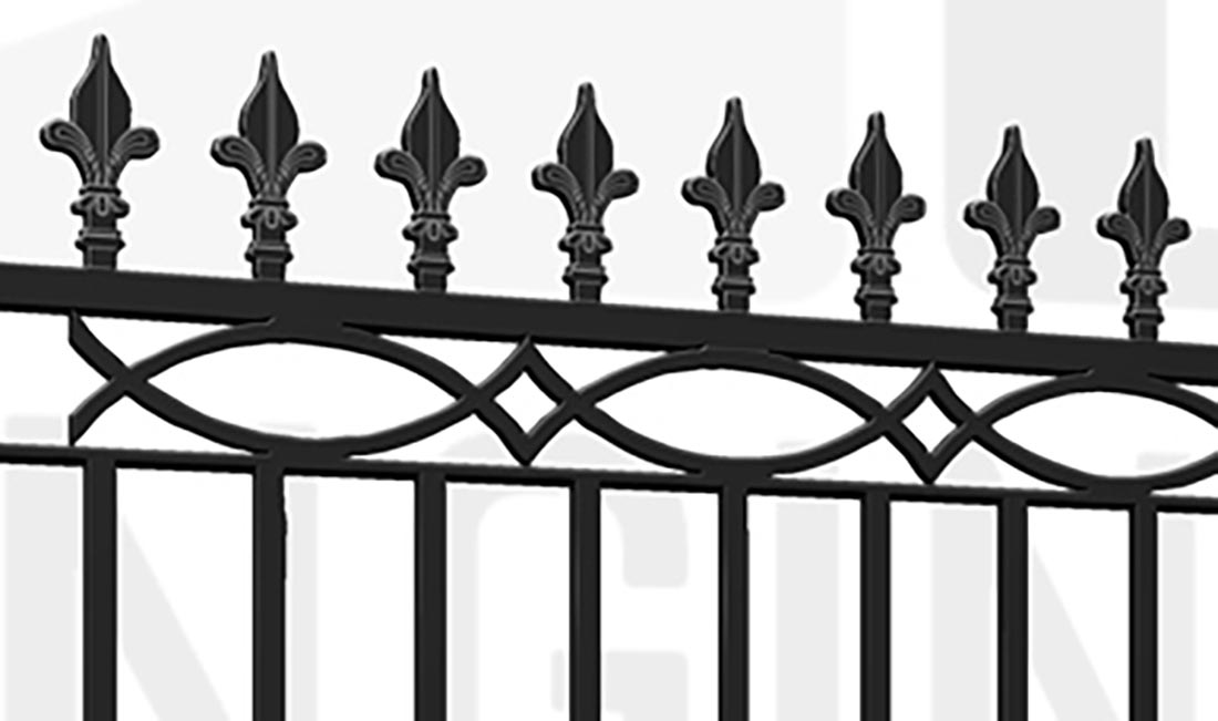 MAIDA VALE Driveway Gate