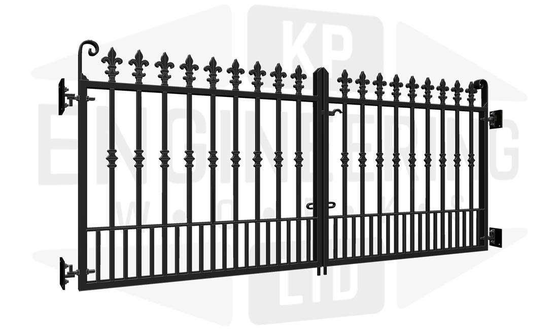 KILBURN Driveway Gate
