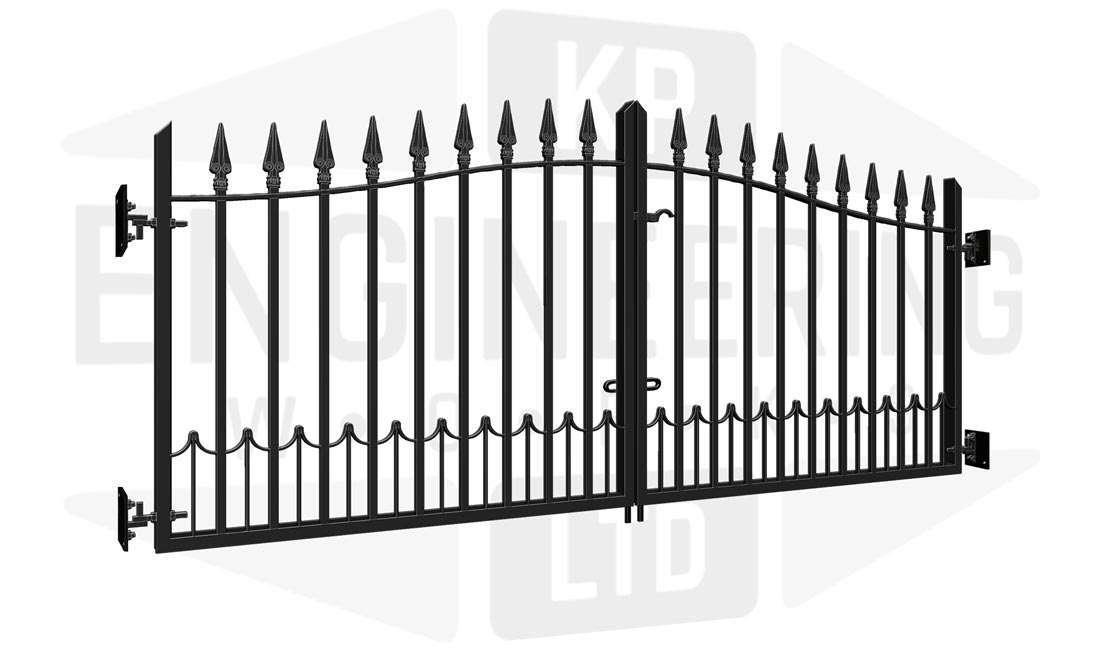 FITZROVIA Driveway Gate