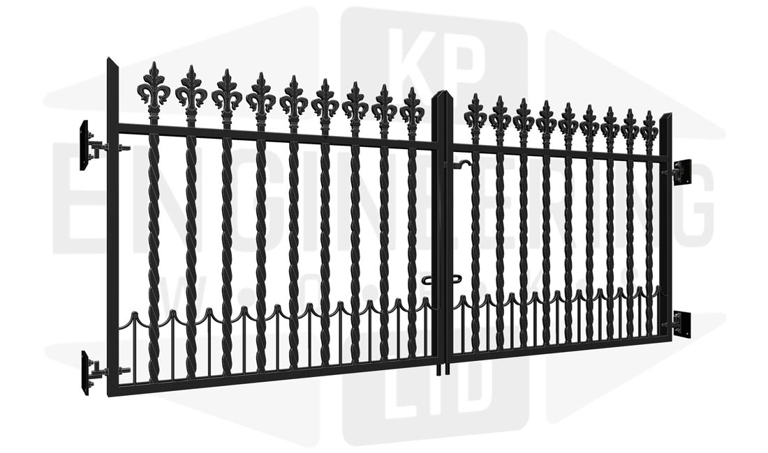 KING'S CROSS Driveway Gate