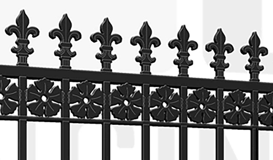 KNIGHTSBRIDGE Driveway Gate