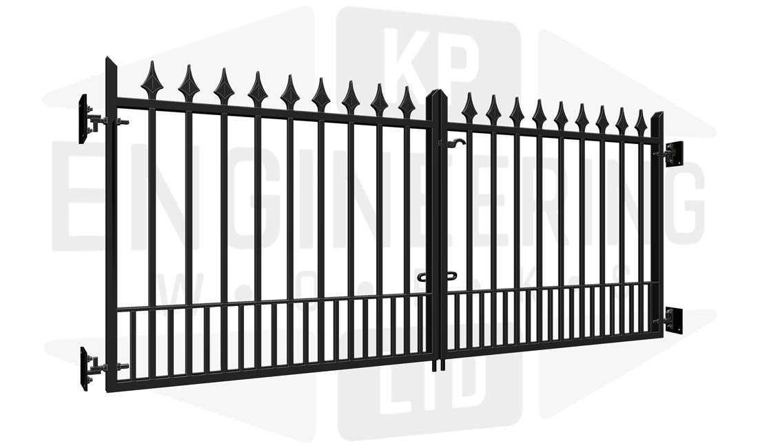 WEST BROMPTON Driveway Gate