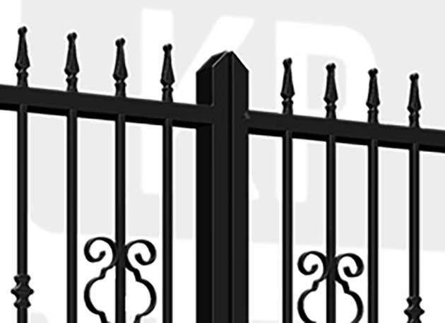 REGENT'S PARK Estate Gate