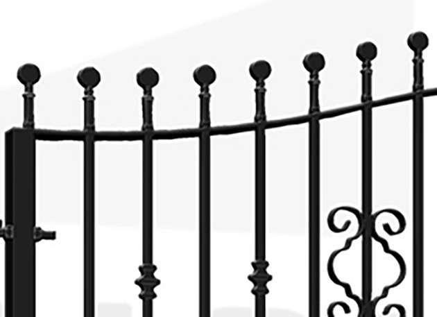 WESTMINSTER Estate Gate
