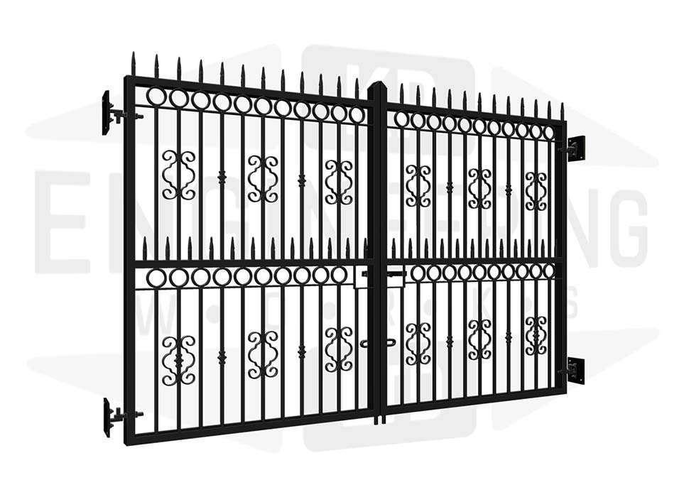 BELMONT Double Side Gate
