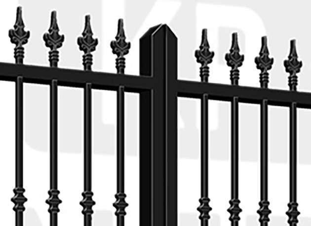 FULHAM Estate Gate
