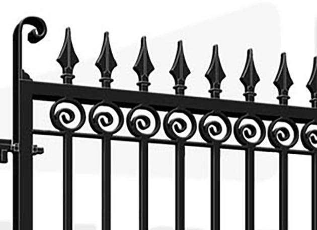 MAYFAIR Estate Gate