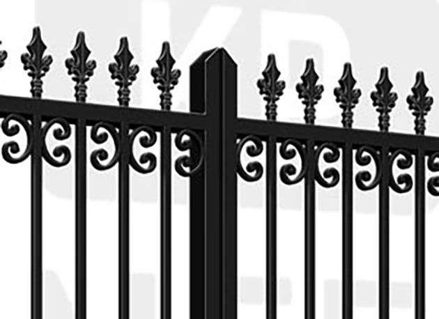 BLOOMSBURY Estate Gate