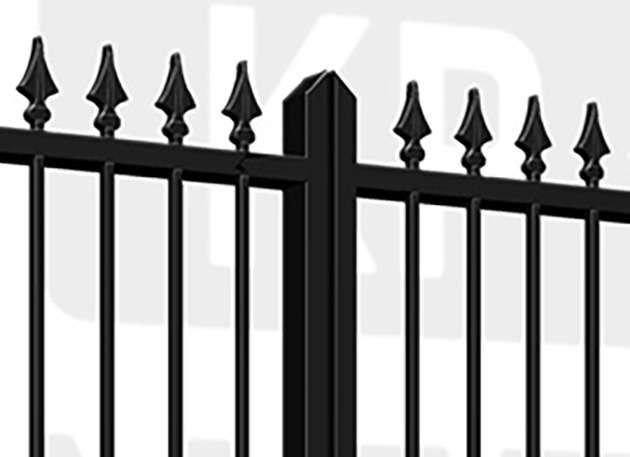 CAMDEN Estate Gate