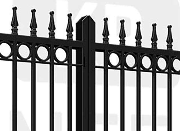 HOXTON Estate Gate