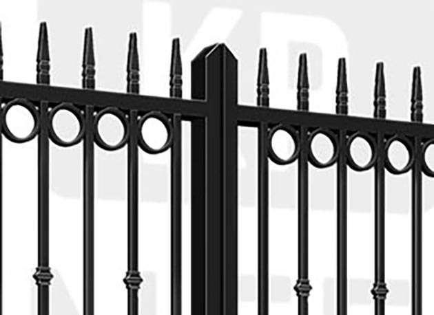 KENSINGTON Estate Gate