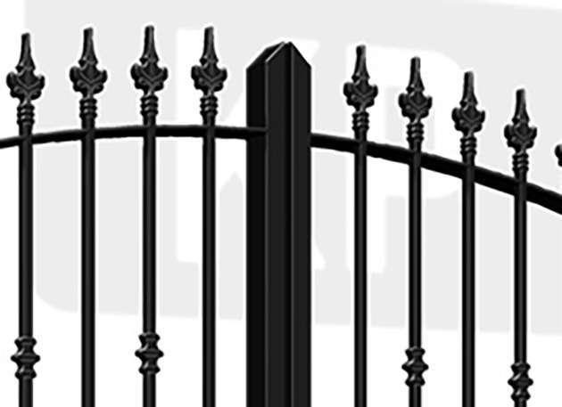 HIGHGATE Estate Gate