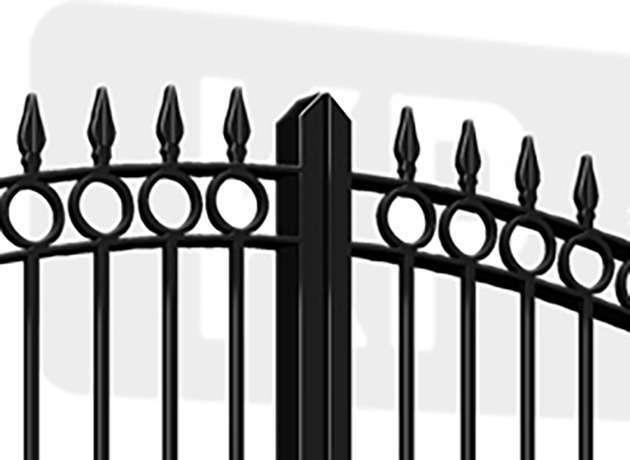 SHOREDITCH Estate Gate