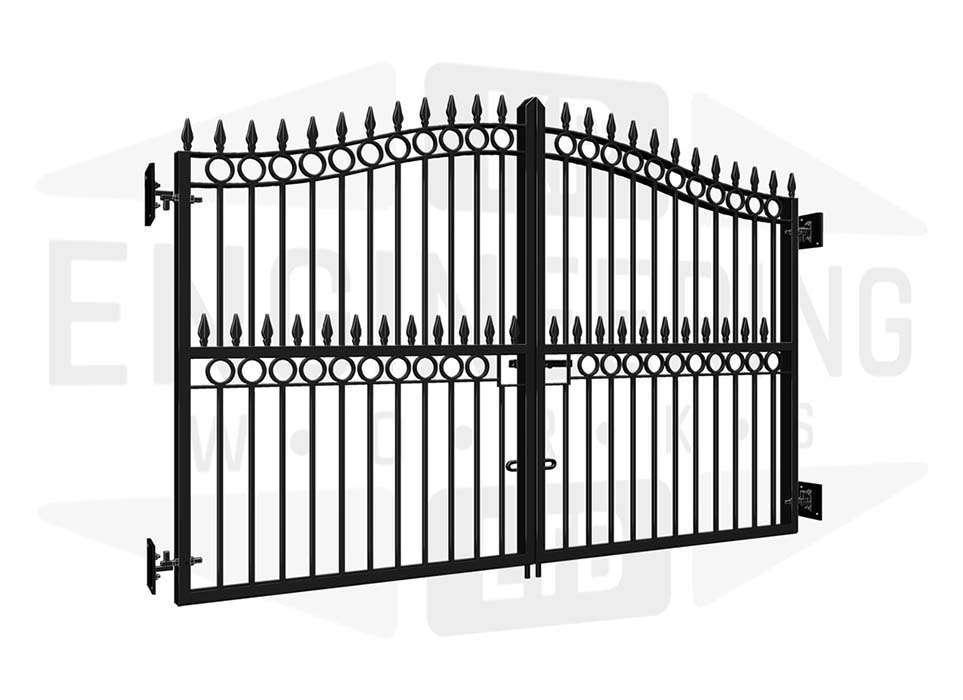 SHOREDITCH Double Side Gate