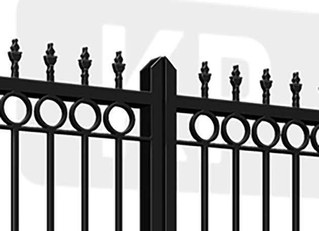 GREENWICH Estate Gate
