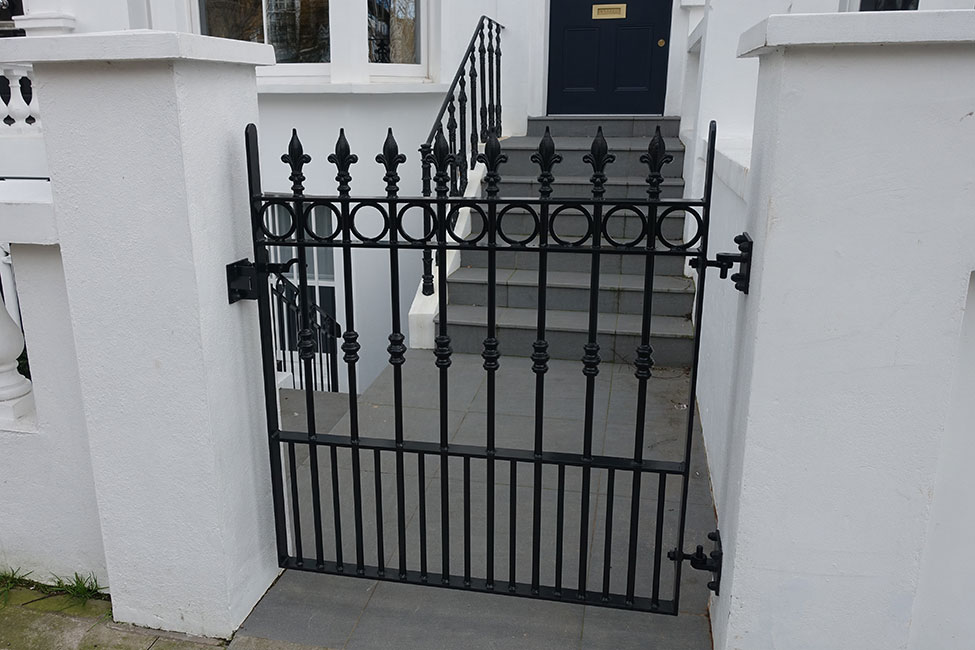 Iron Gates in Shepperton