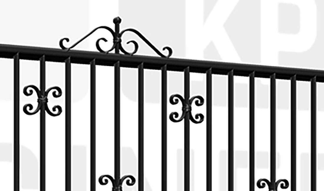 PIMLICO Sliding Tall Gate