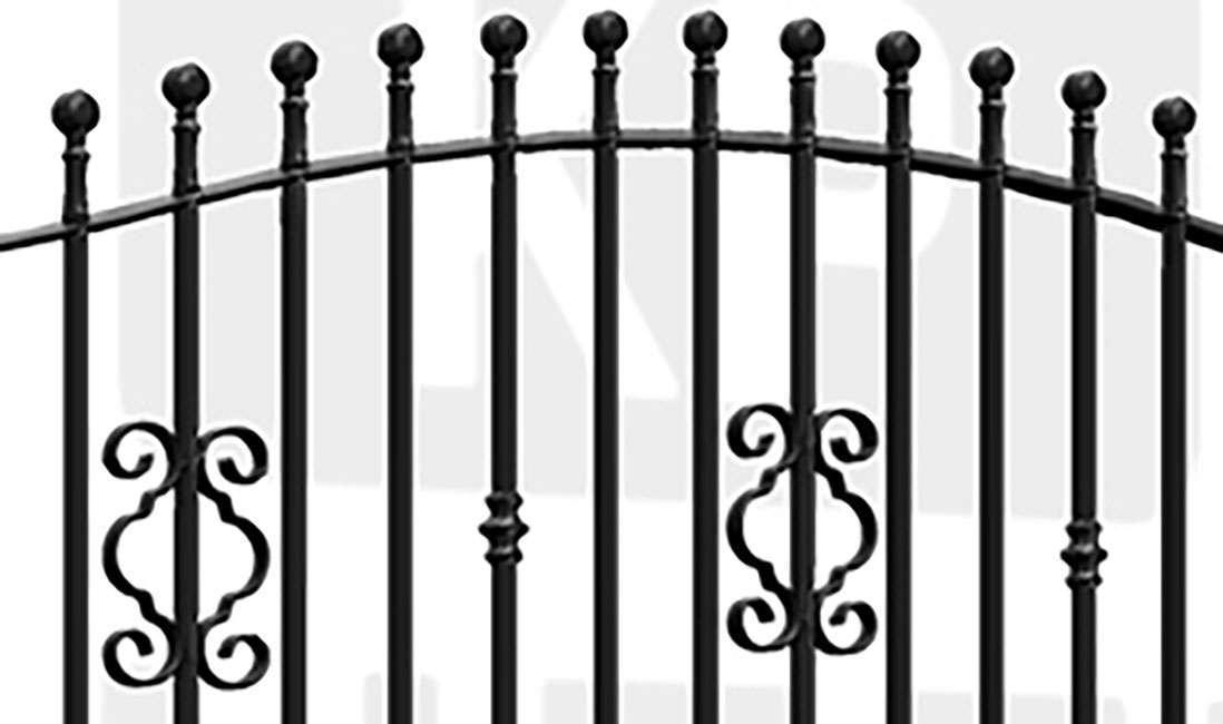 WESTMINSTER Sliding Tall Gate