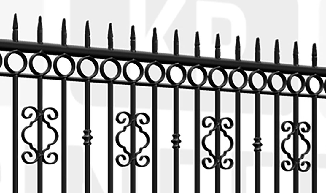 BELMONT Sliding Tall Gate