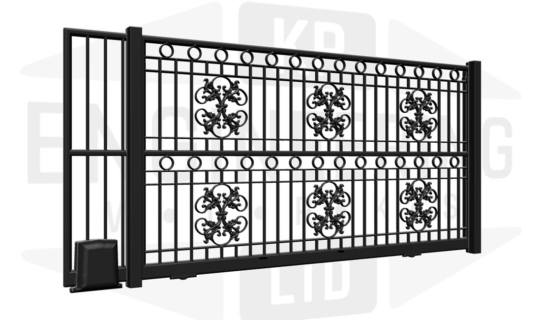 PARK ROYAL Sliding Tall Gate