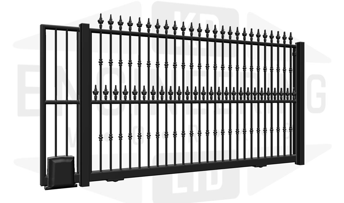 FULHAM Sliding Tall Gate