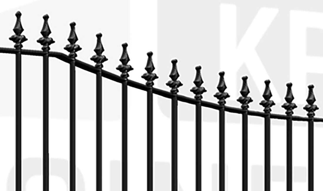 KEW Sliding Tall Gate