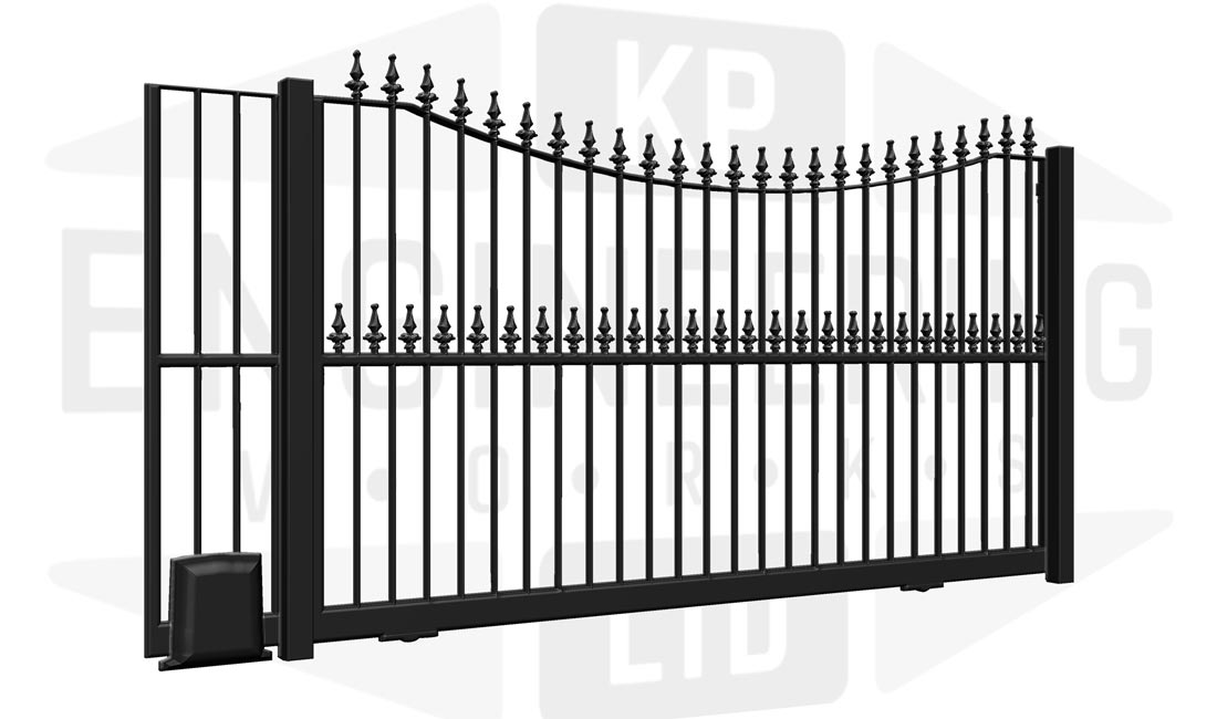 KEW Sliding Tall Gate