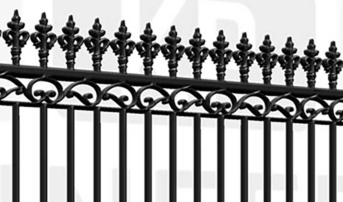 MARYLEBONE Sliding Tall Gate