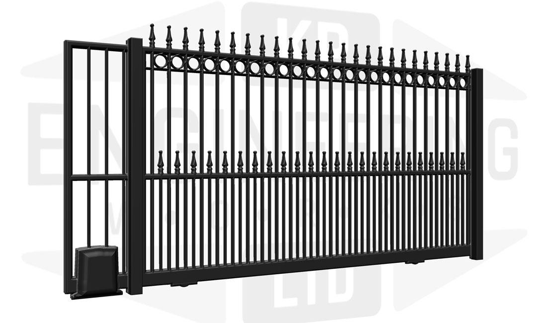 HOXTON Sliding Tall Gate