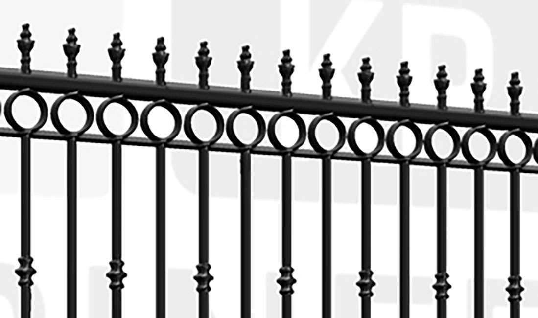 GREENWICH Sliding Tall Gate