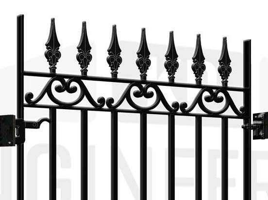 PRIMROSE HILL Garden Gate