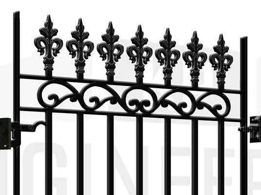 MARYLEBONE Garden Gate