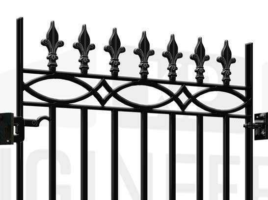 MAIDA VALE Garden Gate