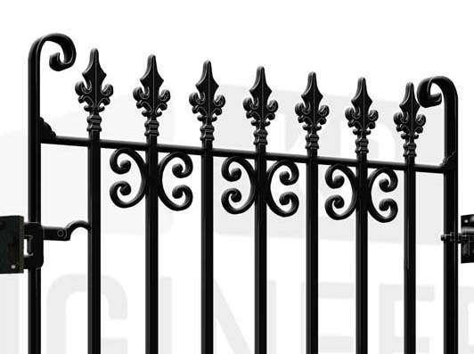 BLOOMSBURY Garden Gate