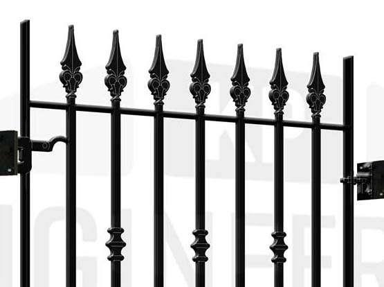 HOLBORN Garden Gate