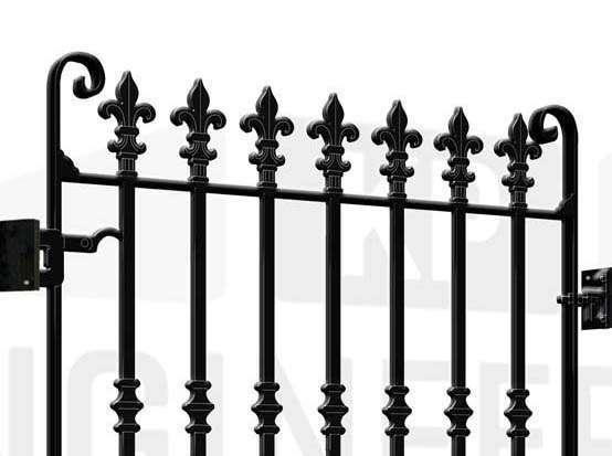 KILBURN Garden Gate