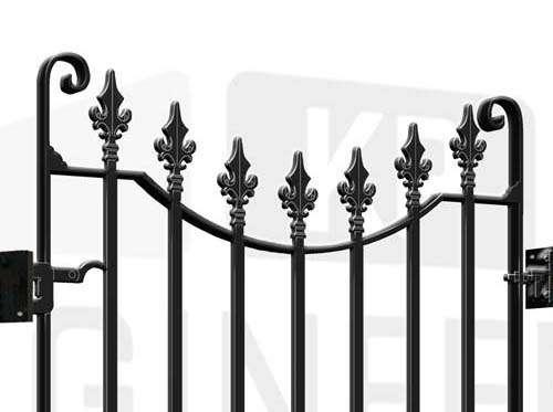 CHELSEA Garden Gate